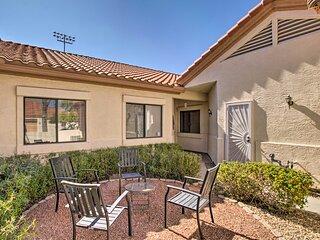 NEW! Sun-Soaked Mesa Townhome: 18 Mi to Phoenix!