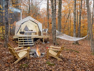 Tentrr Signature Site - Camping in the Woods of the Berkshires