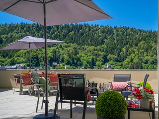Villa les dahlias- Gite de charme au Mont-Dore -Auvergne