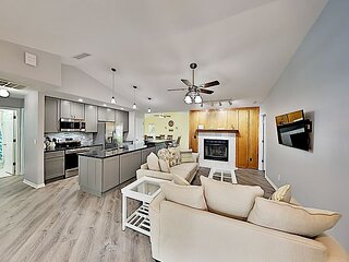 Remodeled Family-Friendly Getaway | Central to Beaches, Dining & Activities