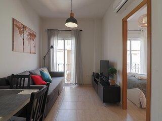 Malaga Soho Cute Apartment