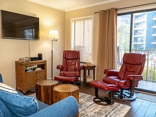 Myrtle Beach Resort A114 | Newly Renovated!