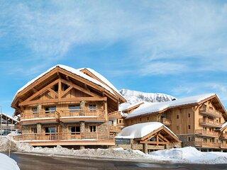 CGH ResSpa Le Cristal de l'Alpe (APU100)