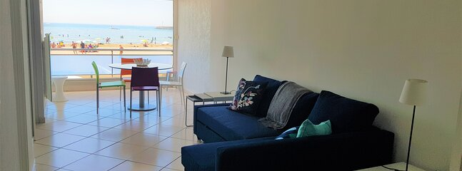 T2 Cabine - LE GRAND BLEU - PALAVAS-LES-FLOTS, holiday rental in Palavas-les-Flots
