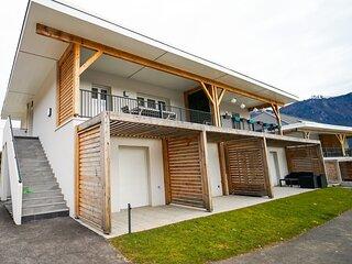 Appartement pour 4 personnes avec piscine et parking de copropriete