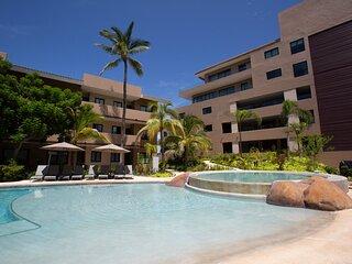 Luxury Beachfront 2 Bedroom Condo in San Pancho