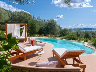 Special Monthly Rates for Sea Access - Luxury Villa Agapi - Amapola Villas
