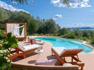 Sea Access - Luxury Villa Agapi - Amapola Villas