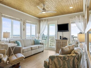 DIRECT OCEANFRONT, UDPATED CONDO WITH AMAZING VIEWS!