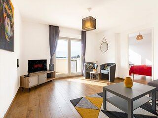 -50% DISCOUNT - Rebberg (Mulhouse) – 1BR | Amazing view