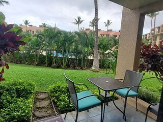 Kamaole Sands #6-108 Spectacular 1Bd/2Ba, Fantastic Location, Great Rates!