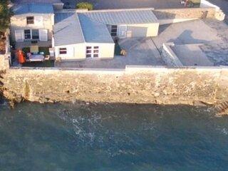 BEACH HOUSE - BELLE MAISON EN FRONT DE MER - BAIE DU MONT ST MICHEL - GRANVILLE