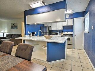 NEW! Houston Apartment < 3 Miles to NRG Stadium!