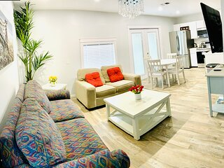 Pet friendly 2 bedrooms  sleeps up to 8 located on 30A Seacrest FL