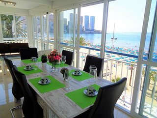 Luxury Beachfront Levante