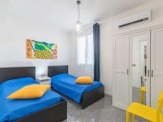 Nuova Villa Arricampati con tutti i comfort giardino e parcheggio