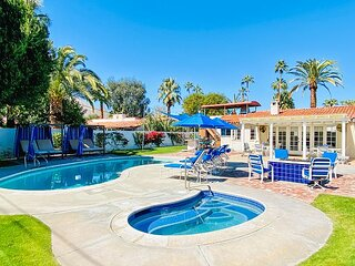 Backyard Paradise in Movie Colony East with Pool, Hot Tub & Fire Pit