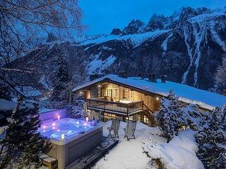 Chalet Rivendell - 200 meters from main ski lift & Chamonix centre