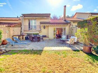 Villa familiale, Proche golf, Piscine, Tennis