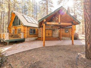 Big Bear Oasis / Spectacular Snow Summit Resort Chalet / Hot Tub / Pool Table