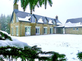 Luxury Holiday Home on Private Estate near Callander,  Loch Lomond and Trossachs
