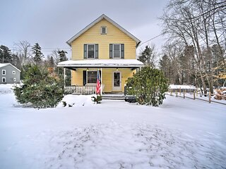 NEW! Tannersville Home, 4.6 Mi to Hunter Mountain!