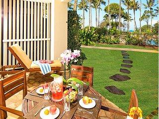 Villa 109: Garden View Turtle Bay Beachfront