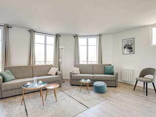 157 Suite Sacha Wonderful, 3 BDR APT, New, Paris