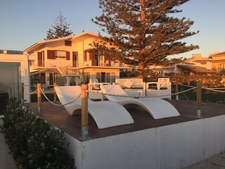 Villa sulla spiaggia