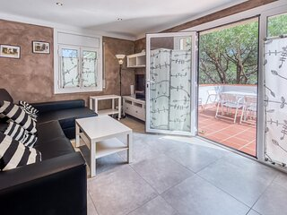 Very well located penthouse with large terrace