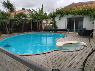 Villa Foxy - Meublé tourisme 3* en Charente Maritime