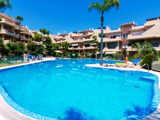 Penthouse Apartment at Los Flamingos Golf Course and close to Costalita beaches