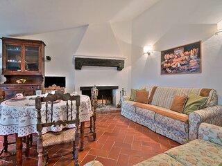 Castello di Sarna, Appartamento Etrusco