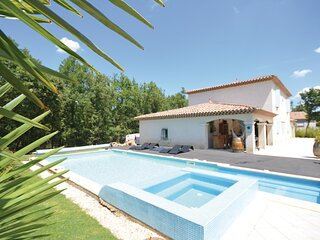 Nice home in Camps La Source with WiFi and 3 Bedrooms (FCV784)
