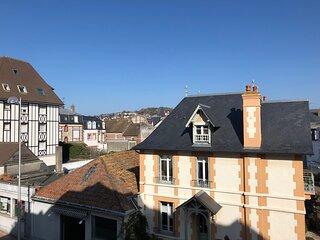 Le Sans Souci - Centre de Deauville