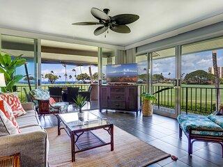 Maui Westside - Maui Eldorado J207 - Large 2 Bed Corner With Ocean & Golf Views