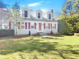 209 Indian Hill Road Chatham Cape Cod ~ Perfectly Content