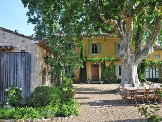NESTLED AT THE BOTTOM OF MOUGINS VILLAGE-A FIVE STAR FAMILY HOME