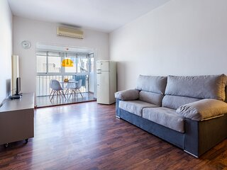 Ultra Central 1 bedroom with FREE WIFI