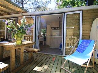 Espace Blue Ocean Cottage Pergola 4