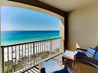 Grand Panama Beach Resort | Gulf-Front with Balcony Views | Pool & Hot Tub