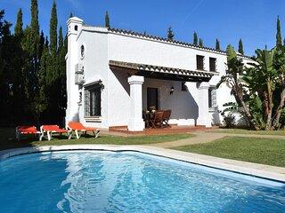 Villa Araucaria, en Cortijo Pinitos