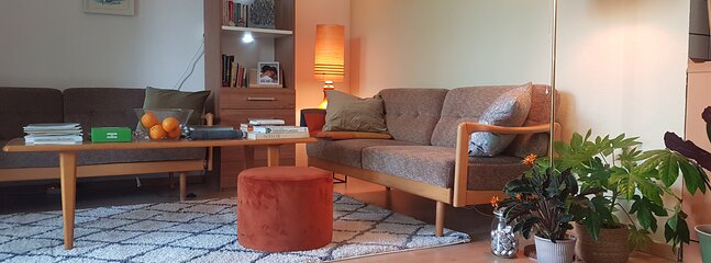 Hyggelige Wohlfühlunterkunft zw Strand und City für 1-4, vacation rental in Flensburg