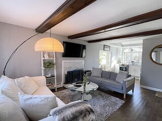 3BR Charming Beach Cottage Kayak Paddle Board The Sea Cliff
