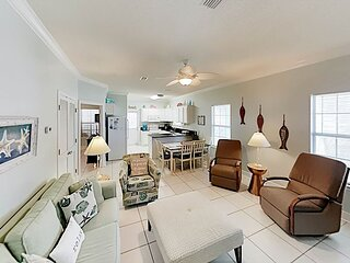Adagio at Orange Beach Villas | Pool & Private Patio | Walk to Sportsplex