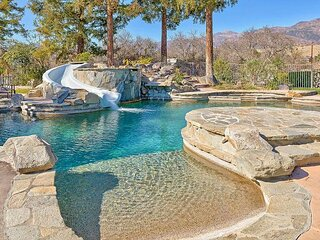 Roca Vista Ranch | 10 Acres | Private Pool, Gym, Theater, Office & Tennis