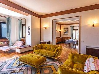 7 bedroom Lake Como villa