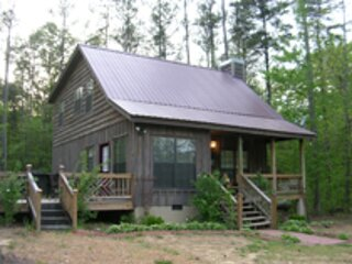 Deer Run walking distance to the Little Canyon Rim, holiday rental in Fort Payne