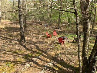Suite Retreat in the woods of Mentone