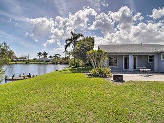 Quiet & Pet-Friendly Home on Lake; 7 Mi to Beach!